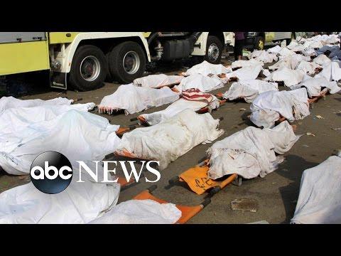 Hundreds Killed in Tragic Hajj Stampede Near Mecca