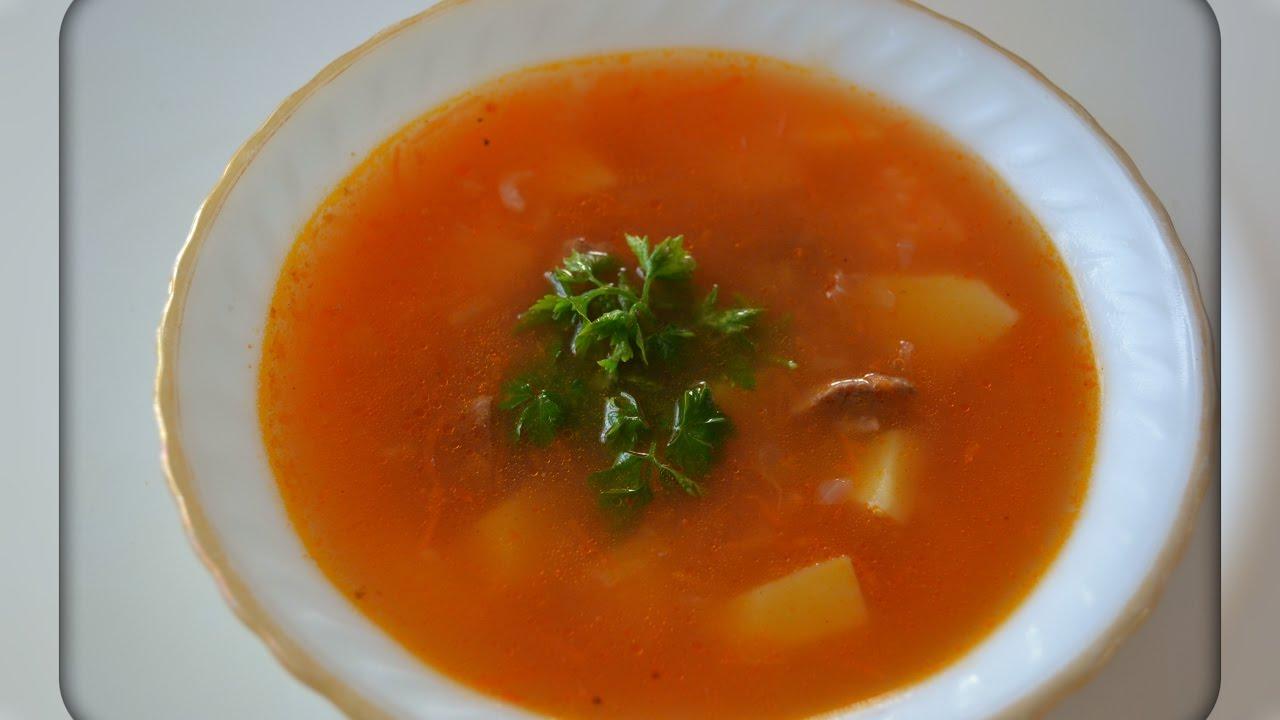 Вот люблю я, когда в супе нет косточек, а только мяско.