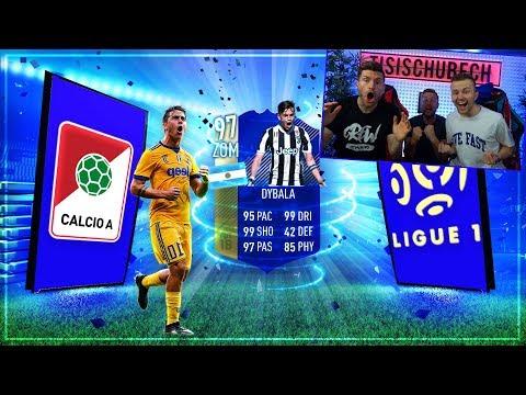 Fifa 18: ligue 1 + calcio a tots pack opening eskalation mit tisischubech 😱🔥