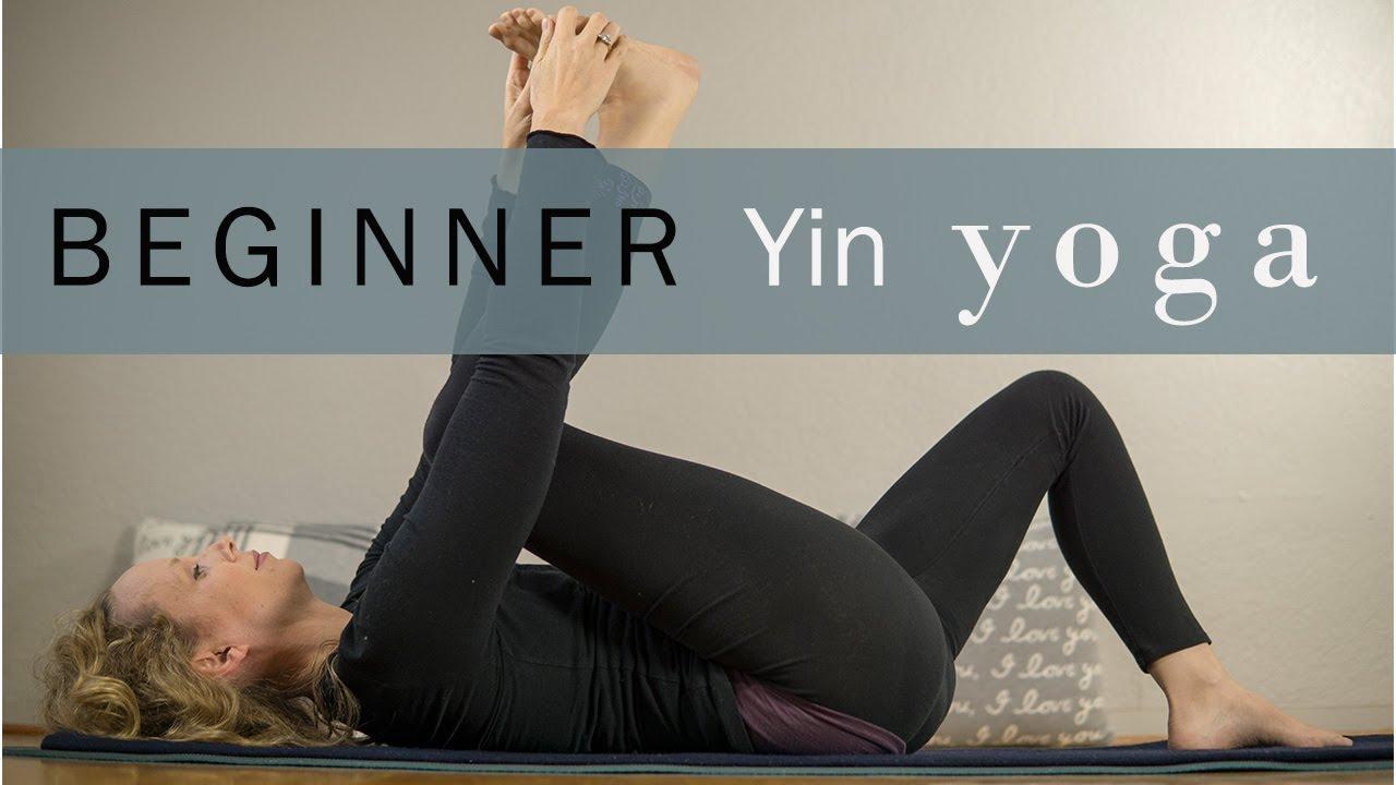 Beginner Yin Yoga 60 Min Mindfulness Yoga With Dr Melissa West 412 Youtube