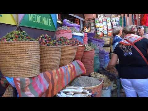 Marokkói útifilm előzetese -- Marrakesh