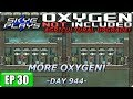 Oxygen Not Included (ONI) AGRICULTURAL UPGRADE Part 30 ►MORE OXYGEN!◀ Gameplay