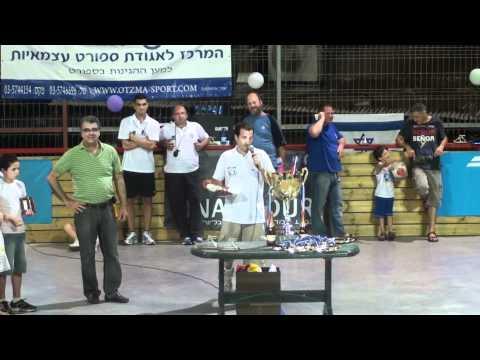 Rink Hockey in Israel - End Ceremony Season 2011