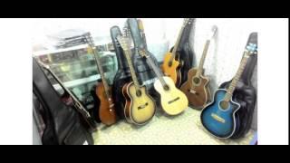 Shop đàn Guitar (Ghi ta) Vĩnh Yên, Vĩnh Phúc (0989 381 569 - Tùng Anh)