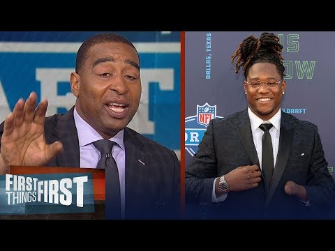 Cris Carter thinks Shaquem Griffin is going to fit in great in Seattle | NFL | FIRST THINGS FIRST