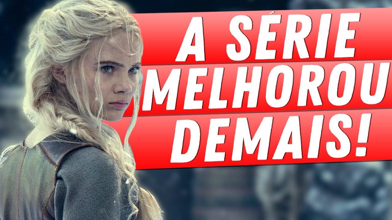 Download AGORA SIM: Novas IMAGENS da série de The Witcher estão INCRÍVEIS e mostram MAIS MELHORIAS! - Netflix