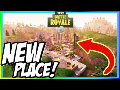 INFO ON THE NEW TOWN!? /Xbox one Fortnite Player // 2500+ kills // 74+ Wins / Fortnite Battle Royale