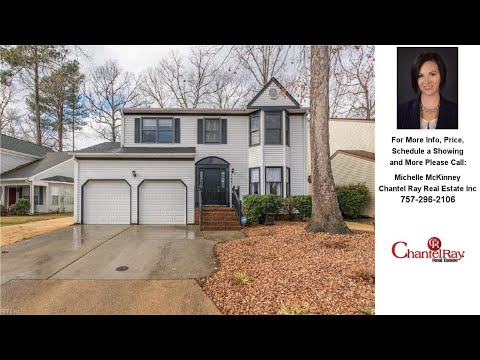 1507 Berkshire DR, Newport News, VA Presented by Michelle McKinney.