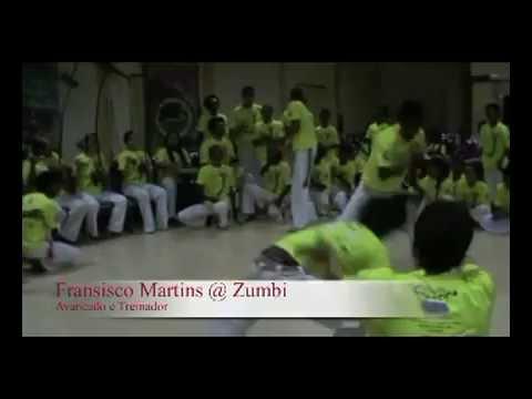 Social Capoeira in Timor-Leste