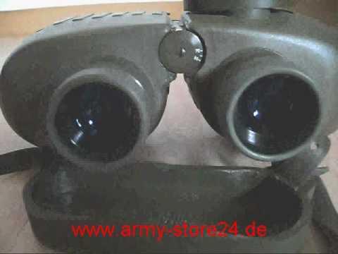 Bw marine fernglas steiner commander mit kompass binoculars