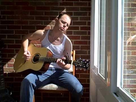 Travis Vandal  White Wedding acoustic
