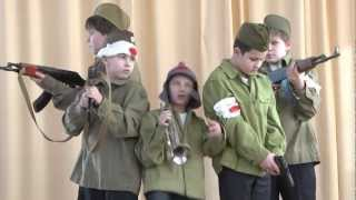 Песня о маленьком трубаче