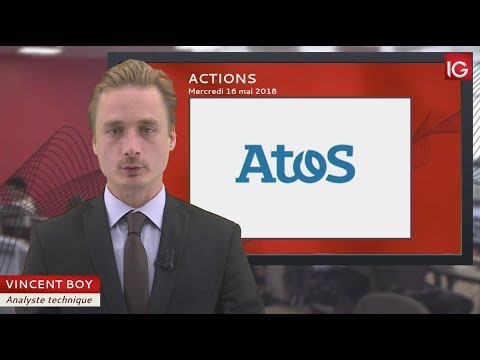 Bourse - Action ATOS, acquisition en vue - IG 16.05.2018