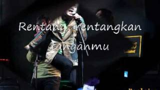 Video KLa Project - Rentang Asmara with lyrics download MP3, 3GP, MP4, WEBM, AVI, FLV Mei 2018