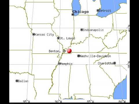Sundown Series 60&61: Benton And Birmingham Kentucky