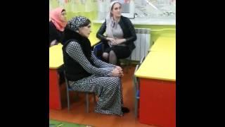 Беседа с медсестрой  Детский сад №18 г  Грозный