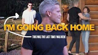 Returning Home 10 YEARS LATER Part 1 | Ryan Serhant Vlog #83