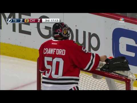 Tampa Bay Lightning vs Chicago Blackhawks | January 24, 2017 | Game Highlights | NHL 2016/17