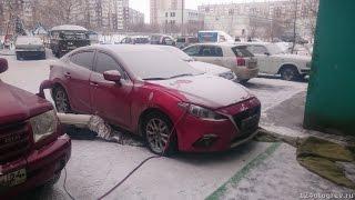 видео Отогрев авто в Красноярске