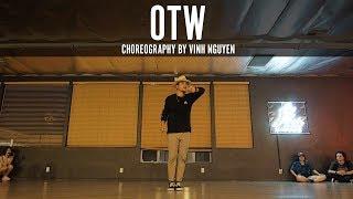 khalid otw choreography by vinh nguyen