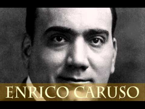 Enrico CARUSO. O sole mio. Di Capua.