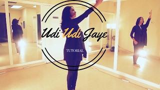 Udi Udi Jaye | Raees | Tutorial |Reshmi Chetram Choreography