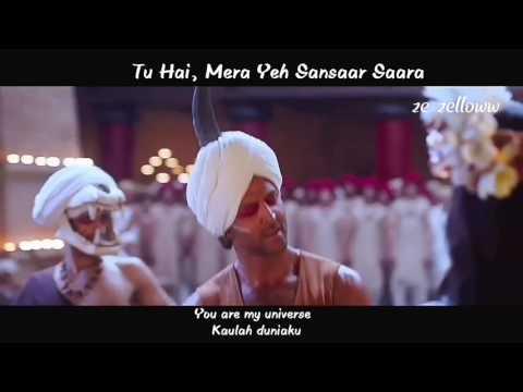 인도의 노래 ~ Tu Hai By A. R. Rahman & Sanah Moidutty, Mohenjo Daro OST With Lyrics + Eng Sub + Ind Sub