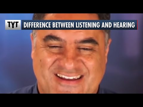 What's The Difference Between Listening And Hearing?