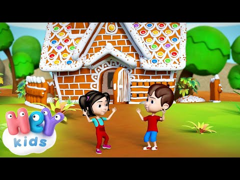 Hänsel und Gretel - Kinderlieder Deutsch Mix | KinderliederTV