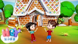 Hänsel und Gretel - Kinderlieder Deutsch Mix | KinderliederTV