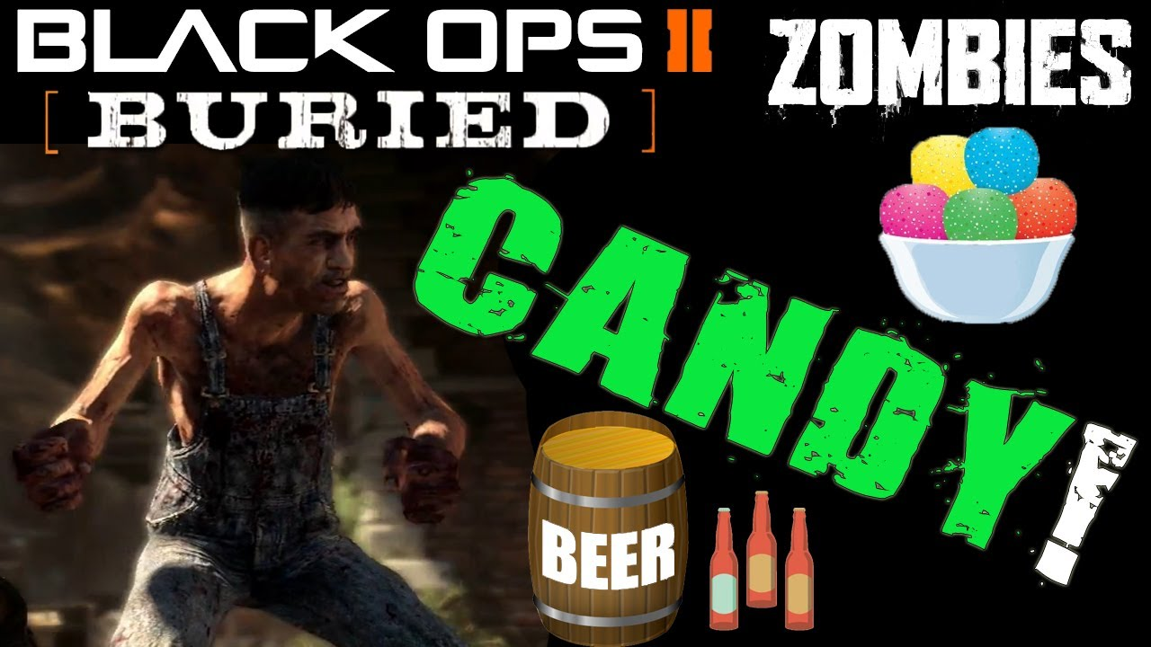 how to get buried on black ops 2 for free