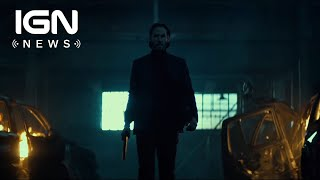 John Wick Is Coming to the Small Screen - IGN News