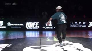 Macca vs Narumi [bgirl finals] // .stance x udeftour.org // Silverback Open 2015