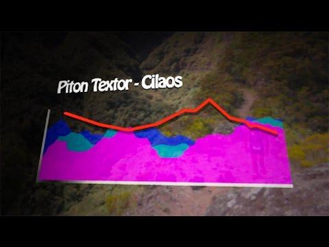 Le parcours du Grand Raid 2016- 2/5 : du Piton Textor à Cilaos