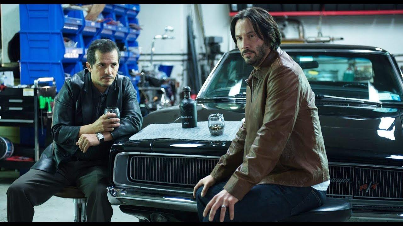 "Download John Wick   Car Shop Scene   ""I Need A Ride""   Movie Scene (2014)"