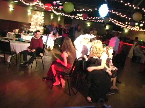 Musical Chairs at a Wedding Reception