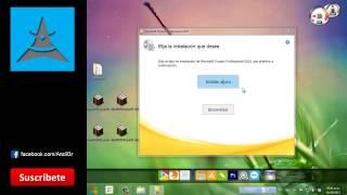 Descargar e instalar Project 2010 32/64 Bits