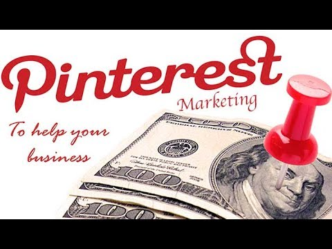 Pinterest Marketing | How To Get Traffic From Pinterest 2017