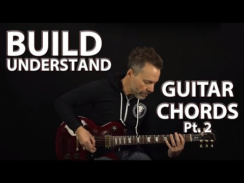 How To Easily Build And Understand Guitar Chords - Part 2 - Live Lesson + Q&A