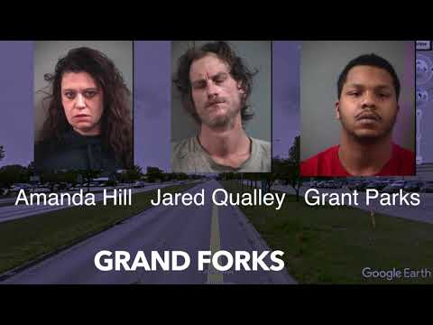 Trio Facing Serious Drug Charges In Grand Forks