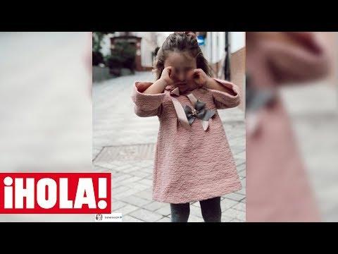 Así baila Ana, la hija de Kiko Rivera, al ritmo de Rosalía