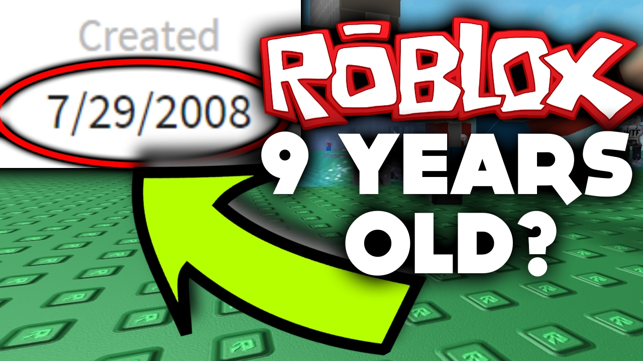 Playing My 9 Year Old Roblox Game Roblox In 2008 Youtube
