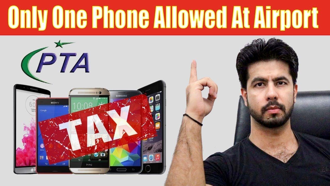 Mobile Phones Tax for Overseas Pakistanis from 2019 | Aroon Kumar