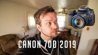 Is the Canon 70D Still Relevant in 2019?