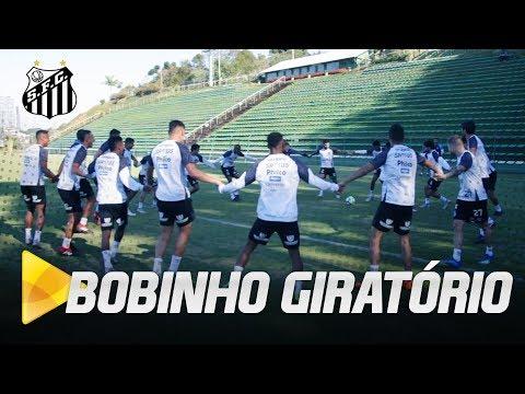 DESAFIO DO BOBINHO GIRATÓRIO