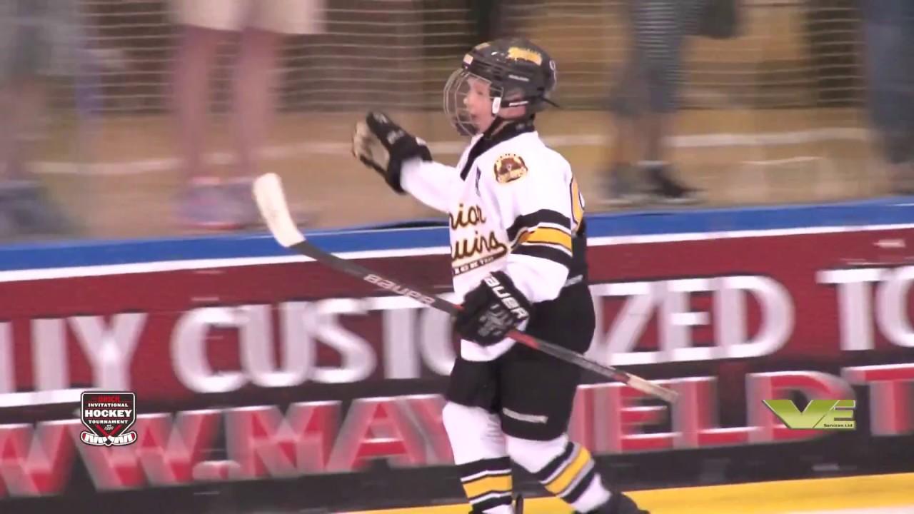 Game Winning Goals Day 1 2017 Brick Invitational Hockey