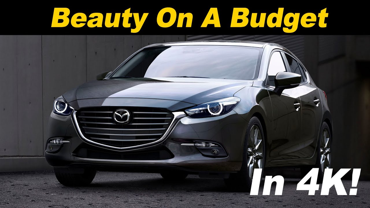 2018 Mazda Mazda3 Review And Comparison Youtube