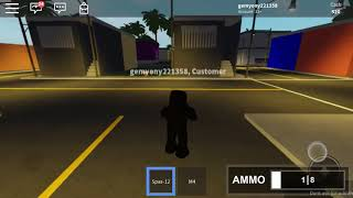 Roblox the warzone killing people