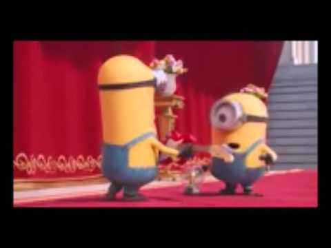 Minions  - Mellow Yellow
