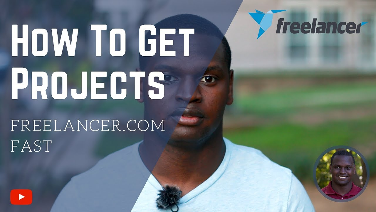 How To Get Projects on Freelancer.com Fast [5 Killer Tips] - Part 1